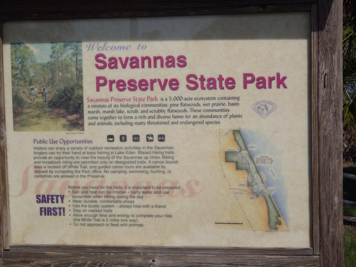 Photo de Savana Preserve State Park, Florida