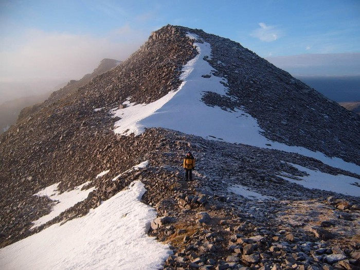 Photo of Ben More Assynt and Conival