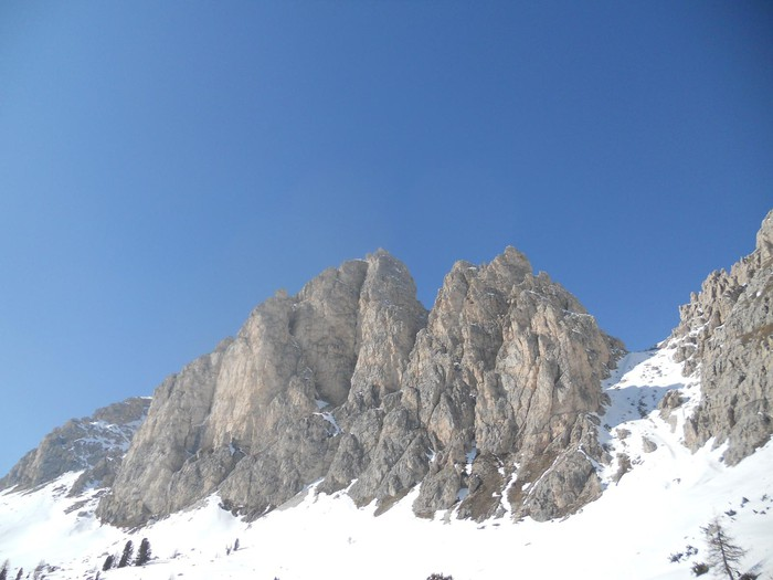 Photo de Da Canazei a Canazei /Sella ronda II