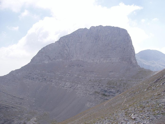 argazkia GREECE, Olympos mountain ( Mitikas Peak 2918  )