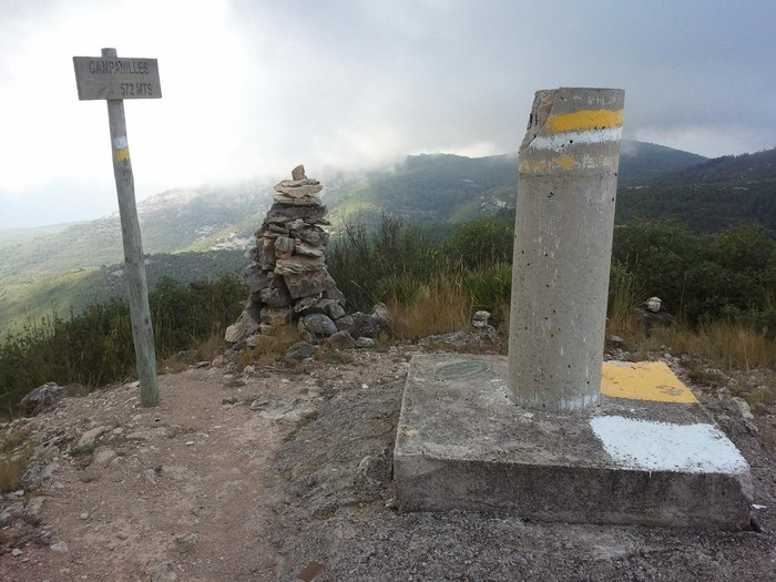 Photo of  Campanilles - Sierra d'Irta