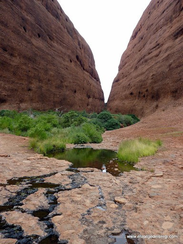 Photo de   AU - Kata Tjuta walk