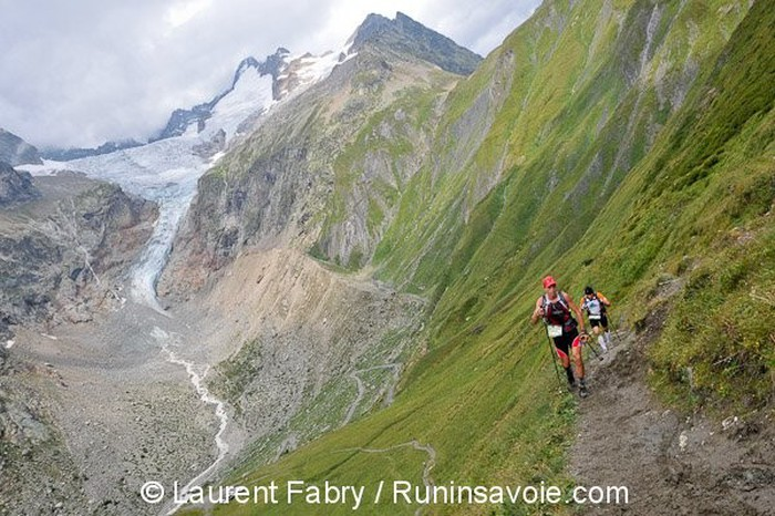 Photo de Ultra trail du Mont Blanc CCC 81K 2010