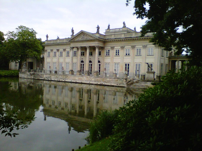 Photo of Lazienki Park - Warsaw (28 th July 2011)