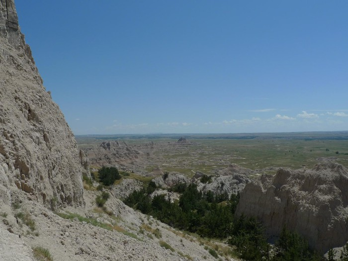 Photo of Badlands NP Notch Trail