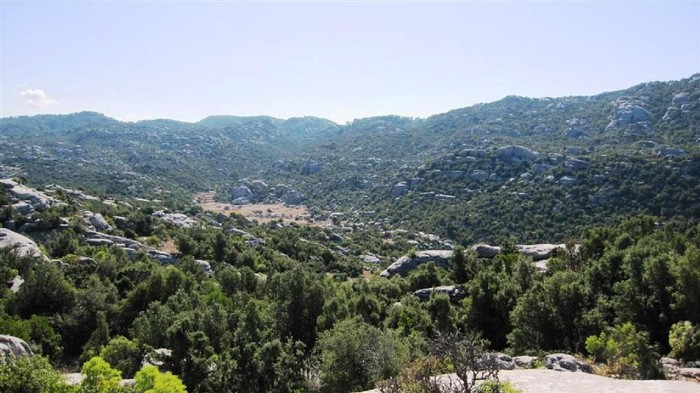 Photo of Lycian Way van Saribelen naar Gokcoren