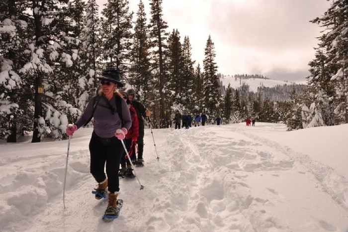 Foto de  Snowshoe Donner Summit, Summit Lake Area