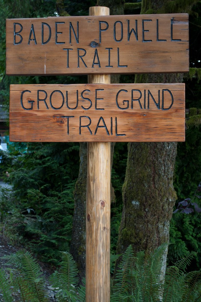 Bild av The Grouse Grind