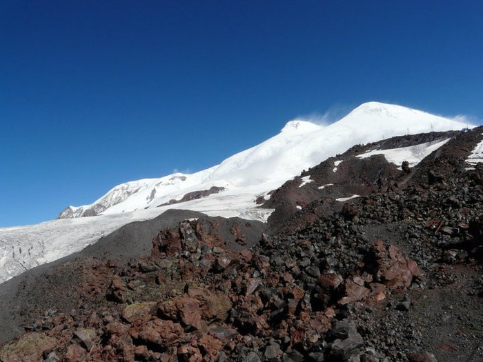 Photo of  ELBRUS 5642m -Rusia