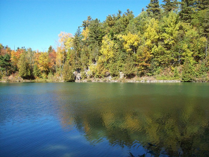 Photo de Parc de la Gatineau (Pink Lake Trail)
