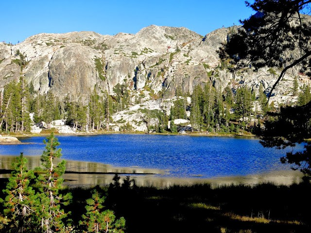 Photo de Five Lakes Basin 2014-09-06
