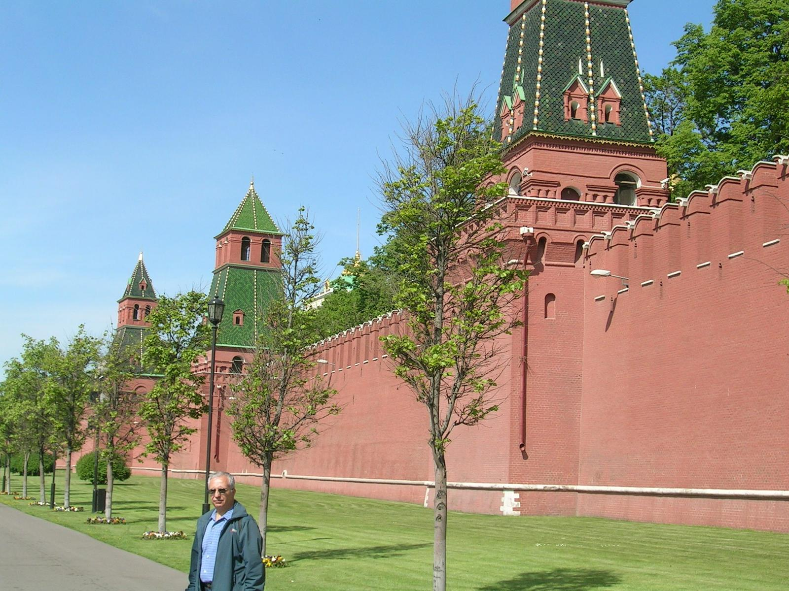 Photo de Moscú El Kremlin
