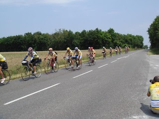 Photo of Tour Cyclo 2010. 9 Chauvigny -  Saint - Jean d' Angely