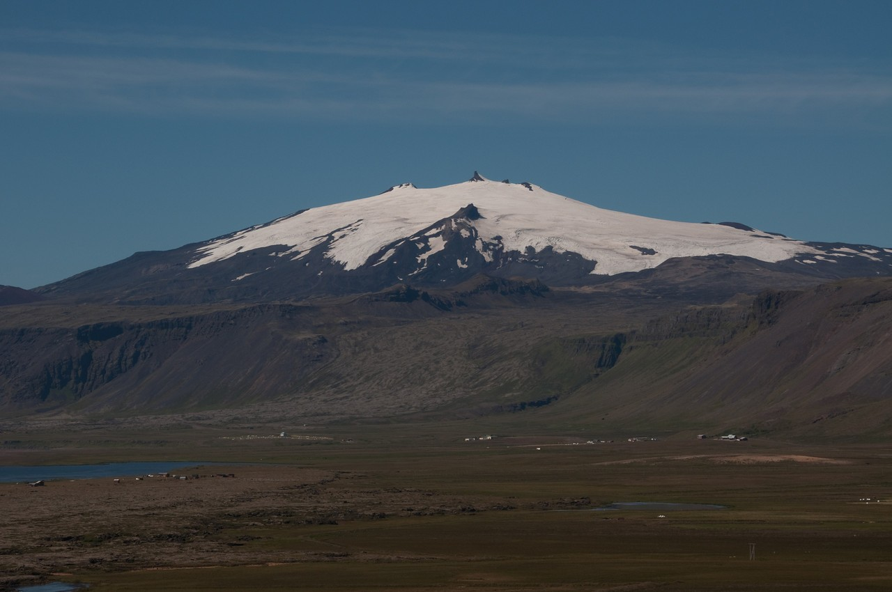 Photo de Snæfellsjökull traverse