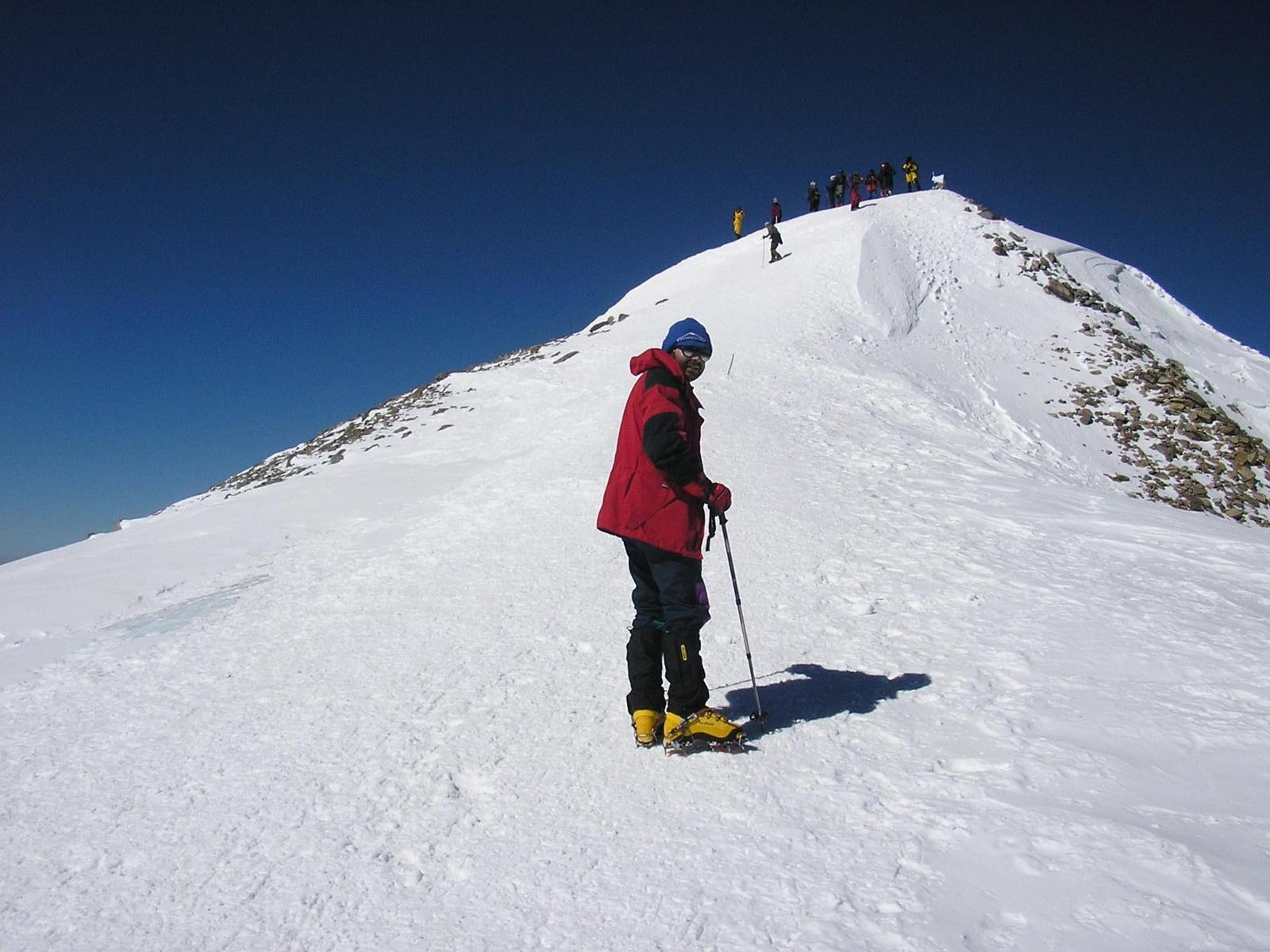Photo of ELBRUS WEST AND EAST SUMMIT