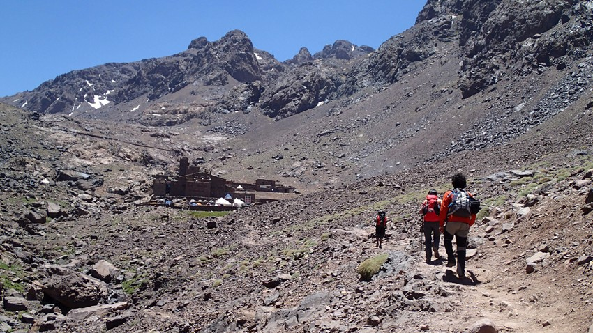 Photo of Ascención al Monte Toubkal