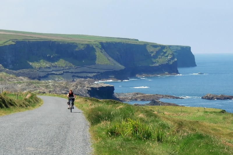 Φωτογραφίες Walking/Cycling Kilkee Cliffs Loop County Clare