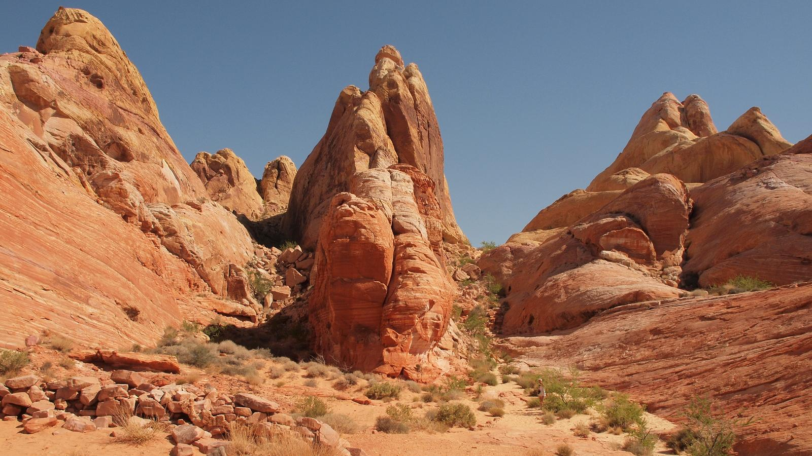Photo of Valley of Fire White Domes Road(scenic)
