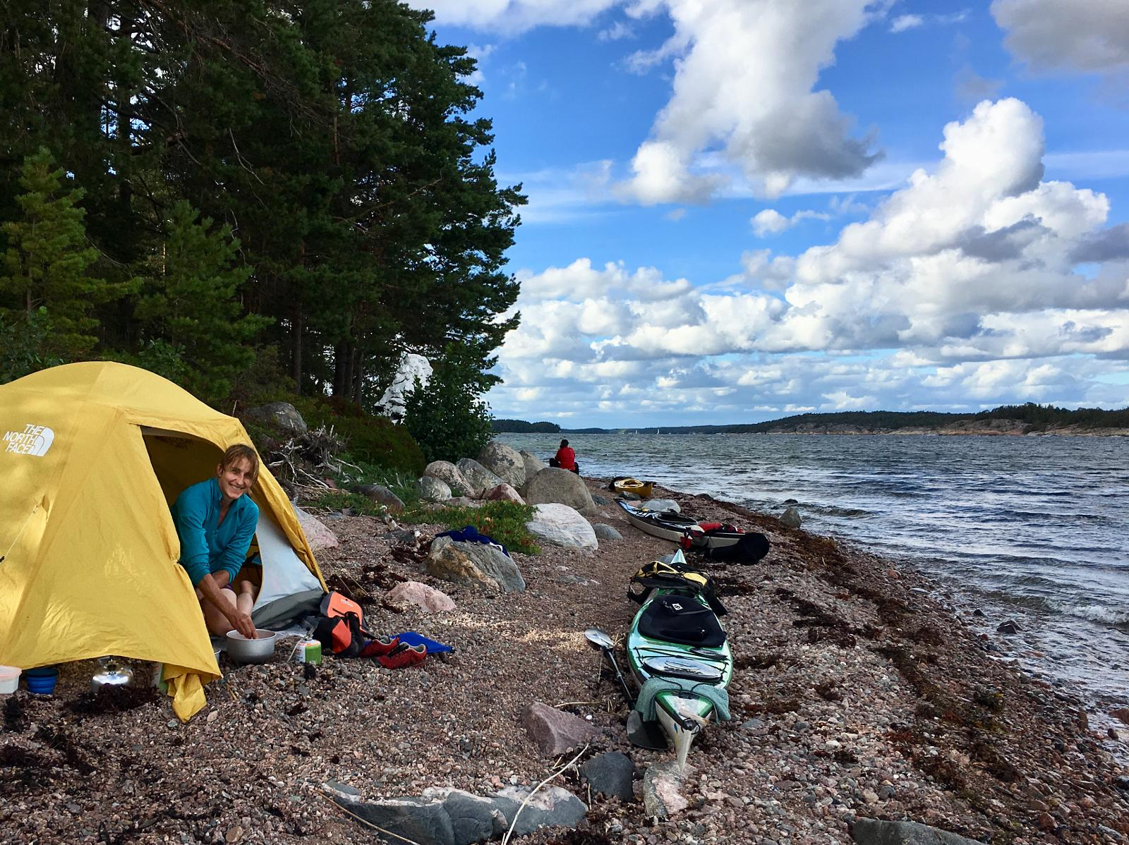 Foto von Finnish Archipelago sea kayak tour