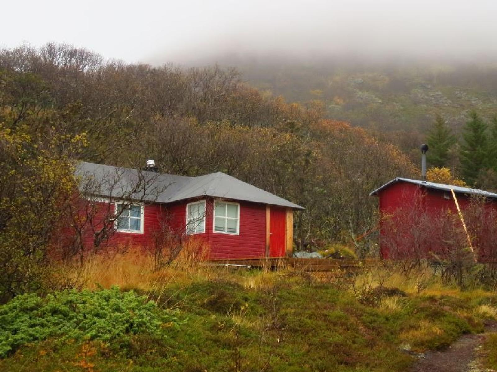Foto af Dronningruta The Queen's Route from Sto to Nyksund 2015-10-12