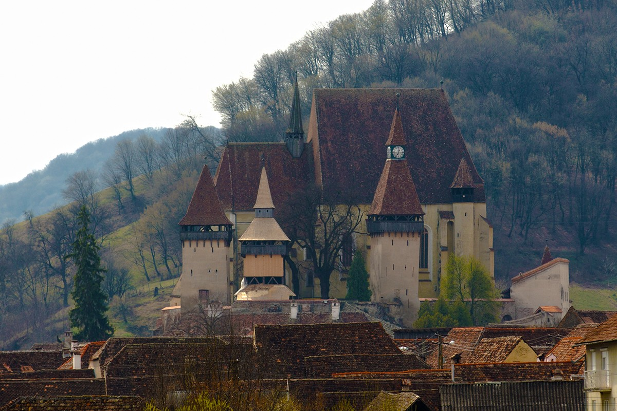 Слика од Saxon Fortified Churches in Transylvania
