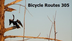 Bicycle Routes 305
