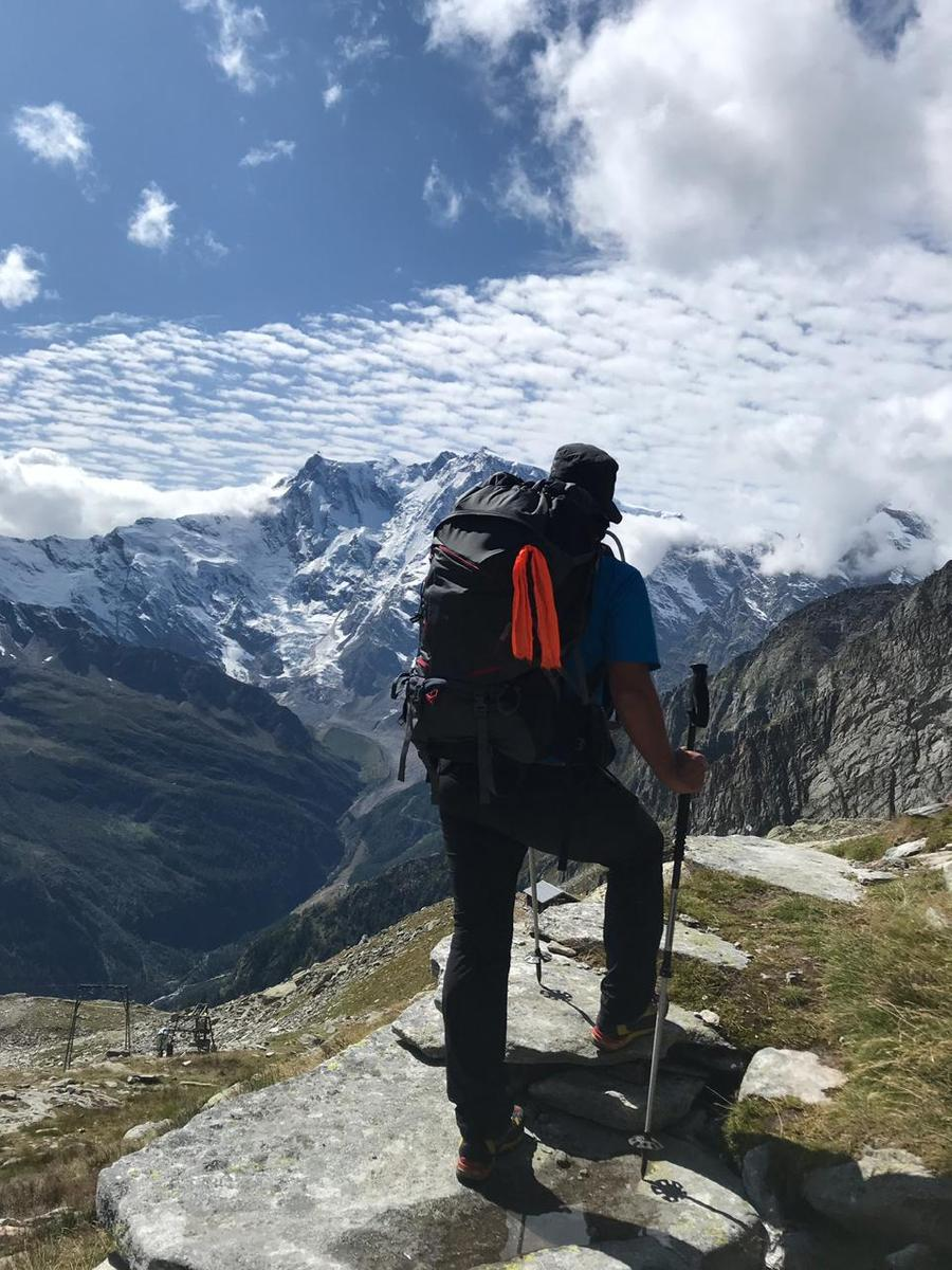 Fénykép Tour Of Monte Rosa (Full)/ Swiss and Italian Alps/ September 2019