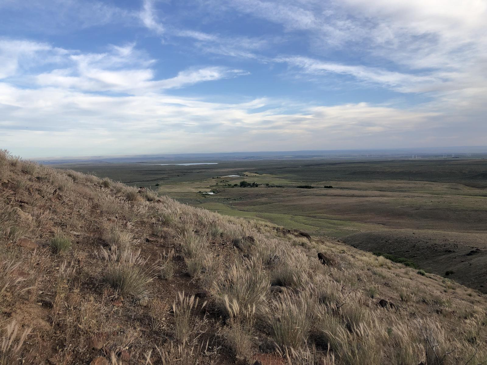 Zdjęcie Idaho Centennial Trail day 5: From Hammett to Bennett Mountains
