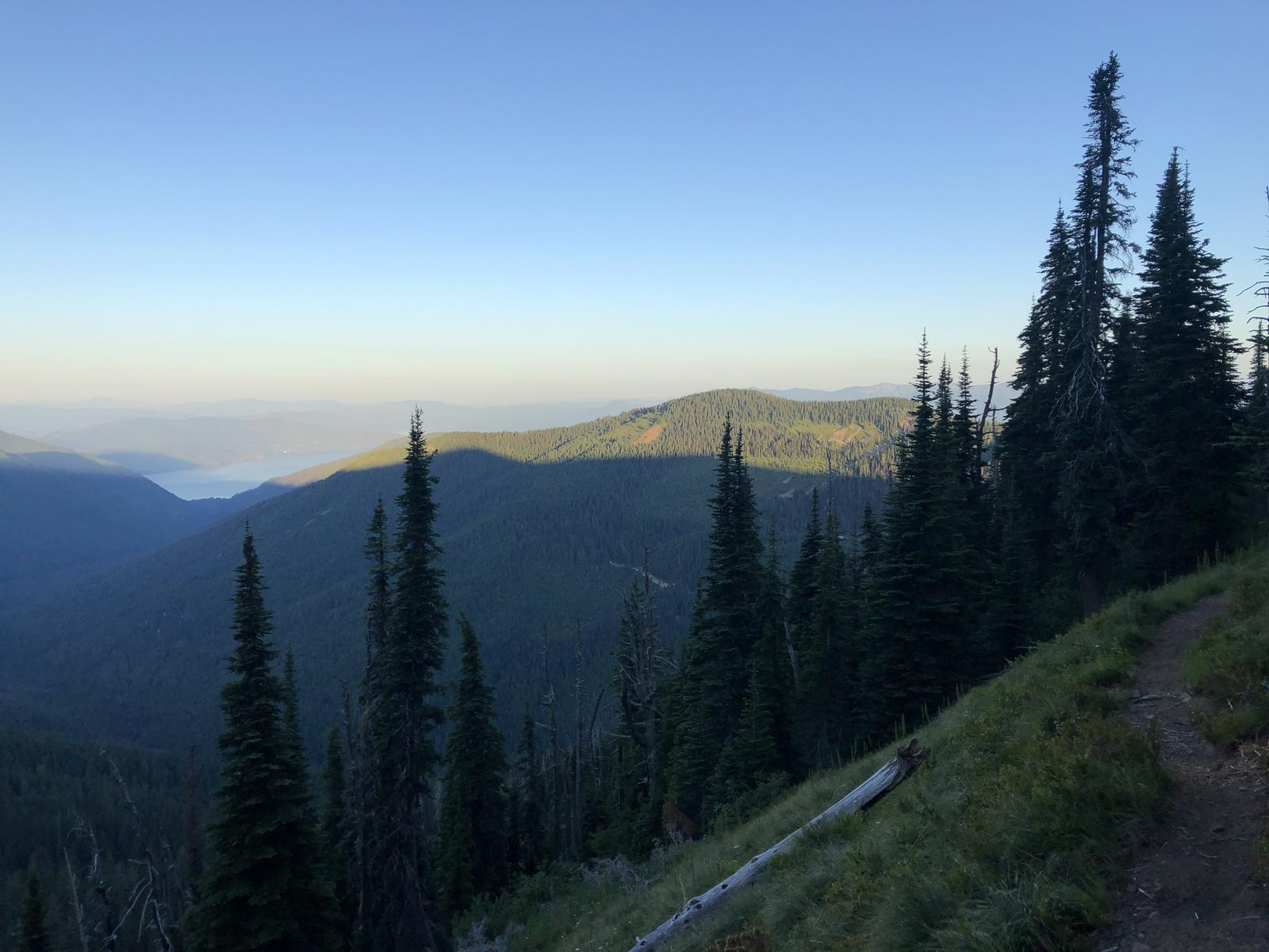 mynd af Idaho Centennial Trail day 36: From Trestle Peak to close to USFS road 404