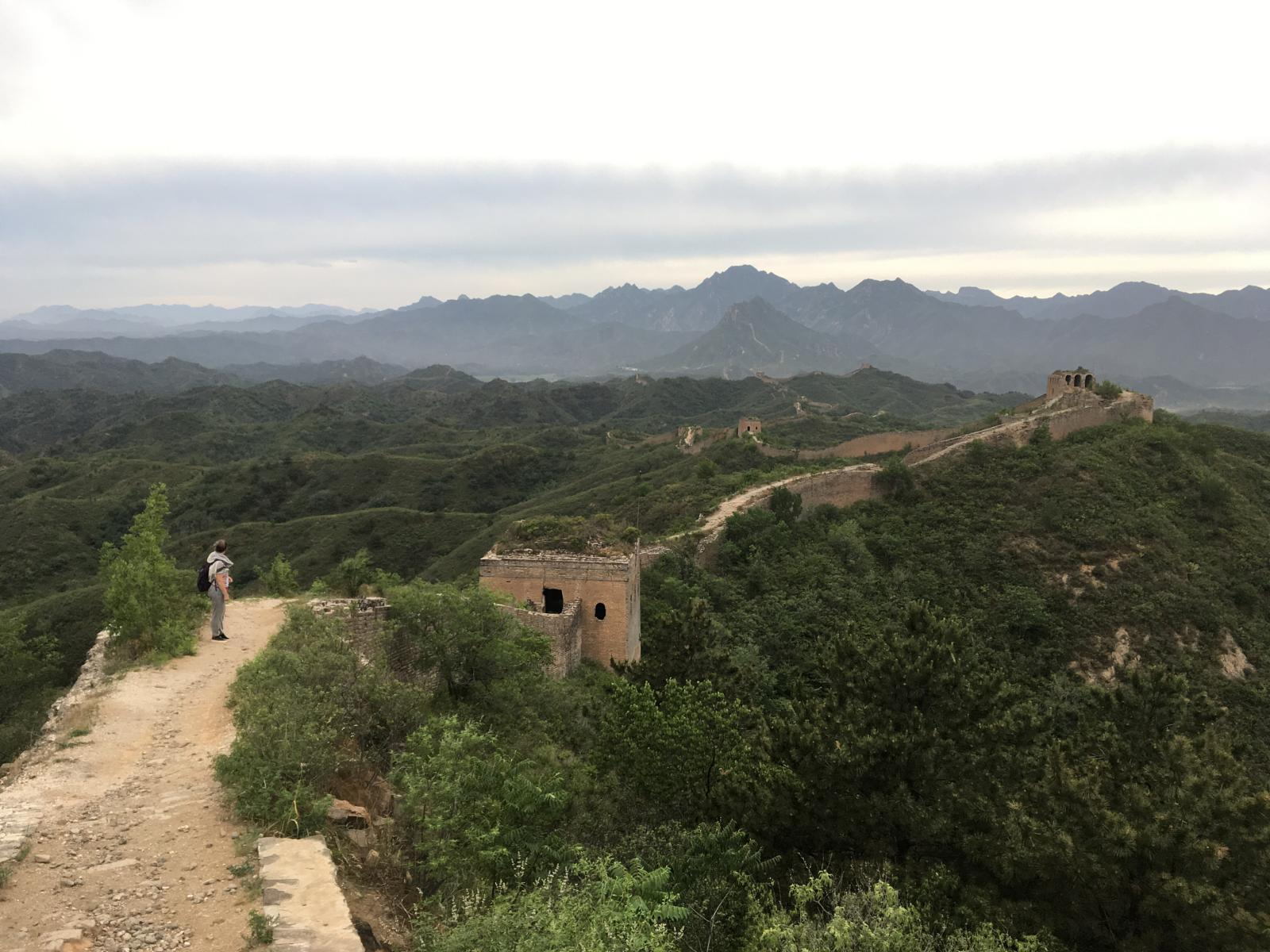 的照片 Day 2 - Gubeiko to Jinshanling trek