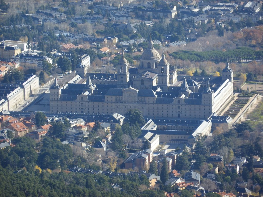 Photo of Vistas de El Escorial - Cerro de la Cabeza