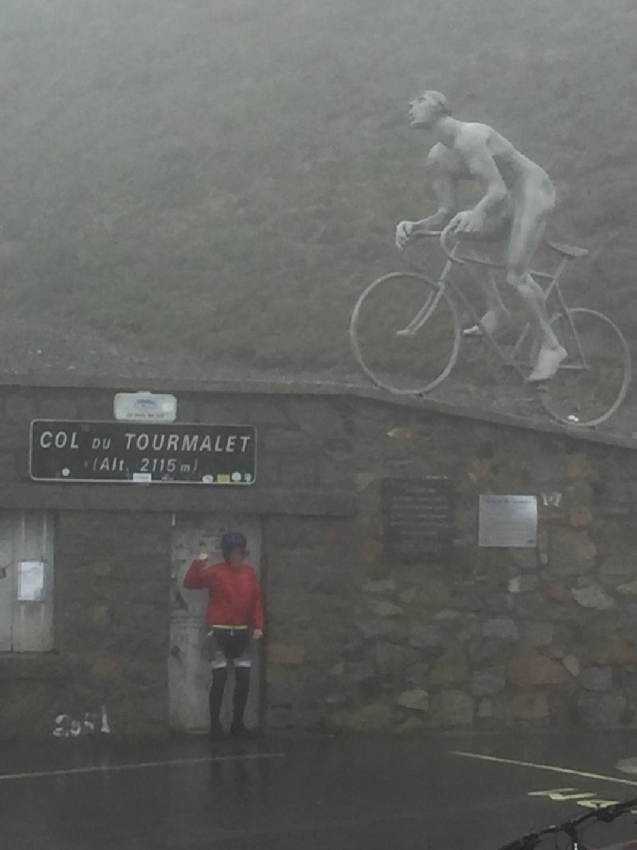 Photo of Col dubTourmalet
