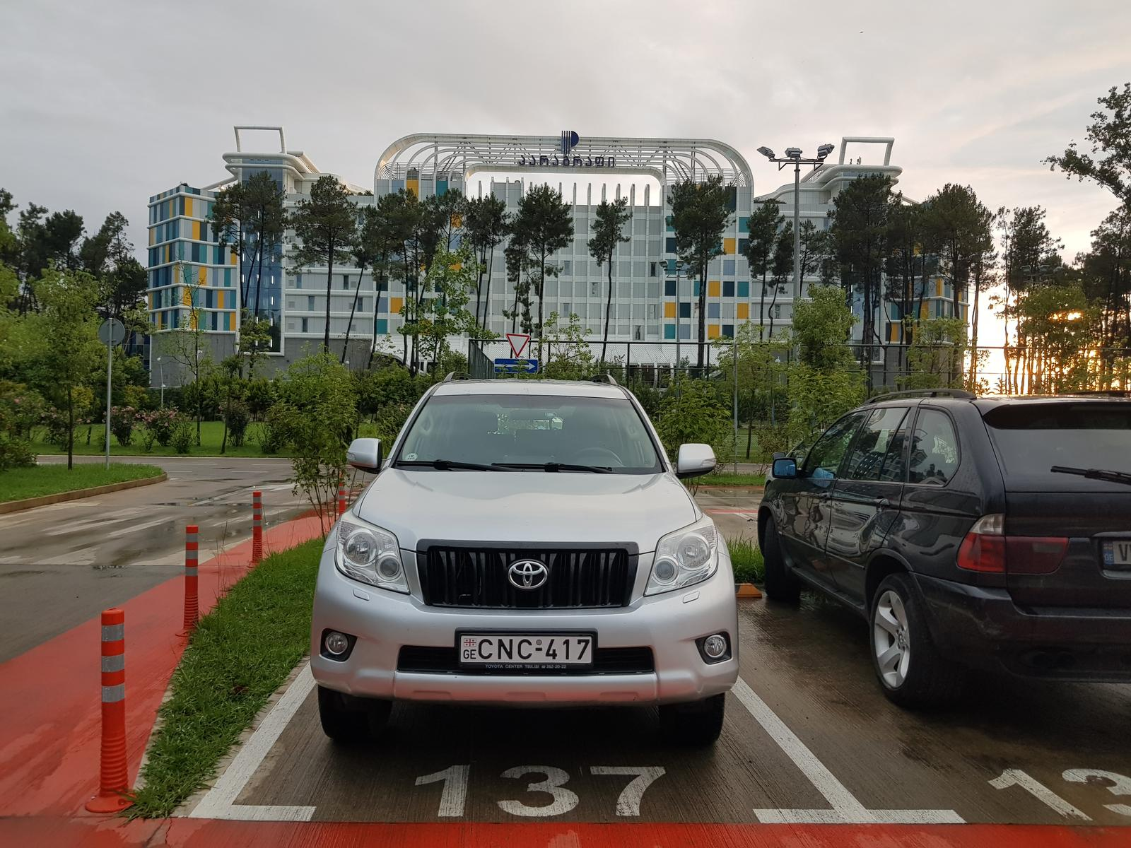 Фото Day 1 of 4 in Batumi Area: from Air Port - to Shek'vetili (Paragraph Hotel)