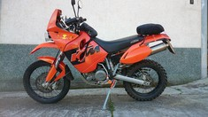 PERCEIANA KTM Adventure 640 VFC