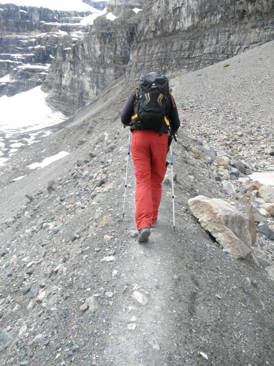 Foto de Plain of the six glaciers 01