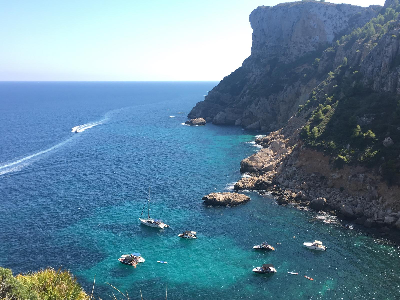 Photo of Cala Moraig - Cala Llebeig