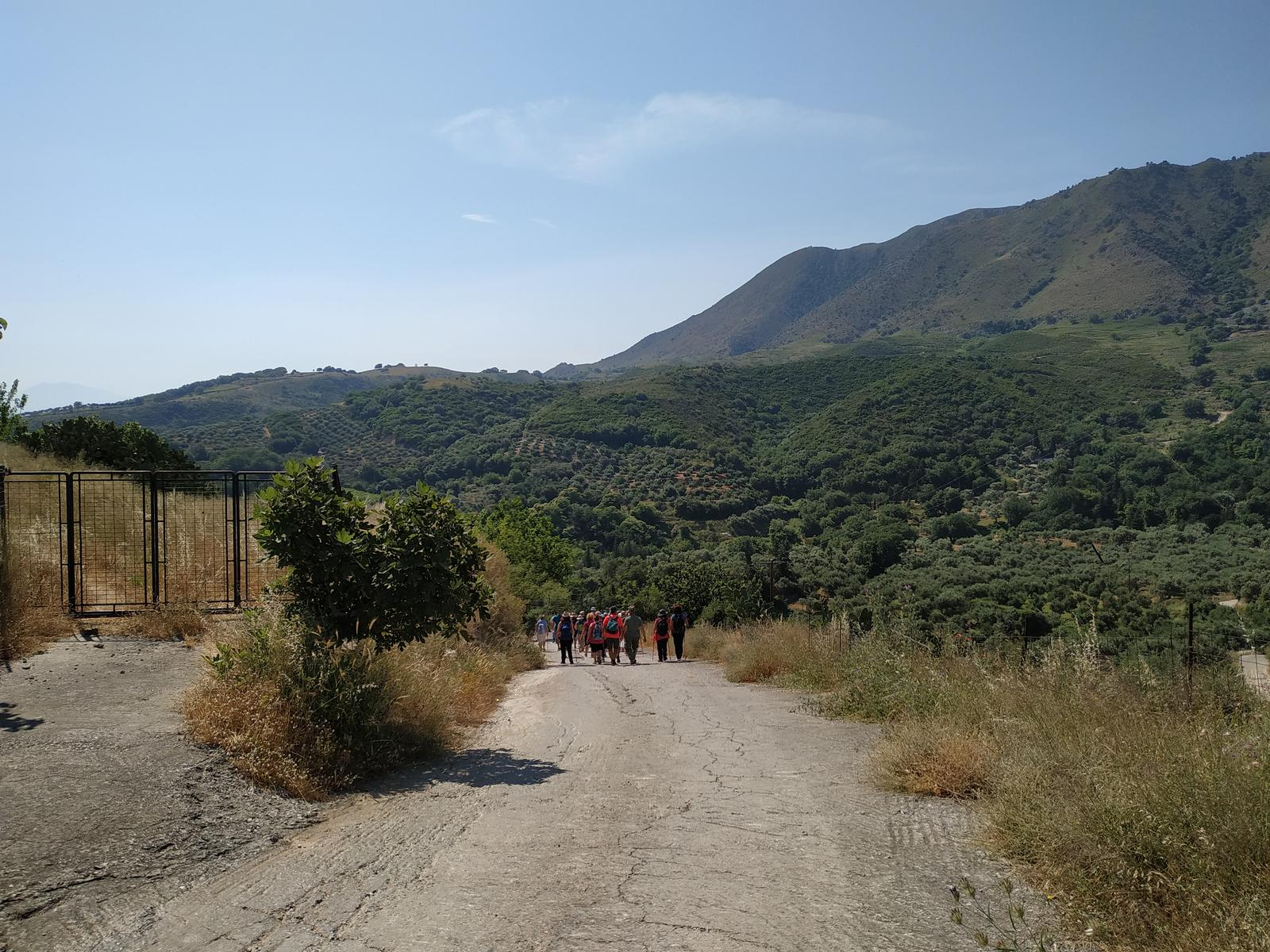 Φωτογραφίες Aztilakas trail - Mitos hiking club