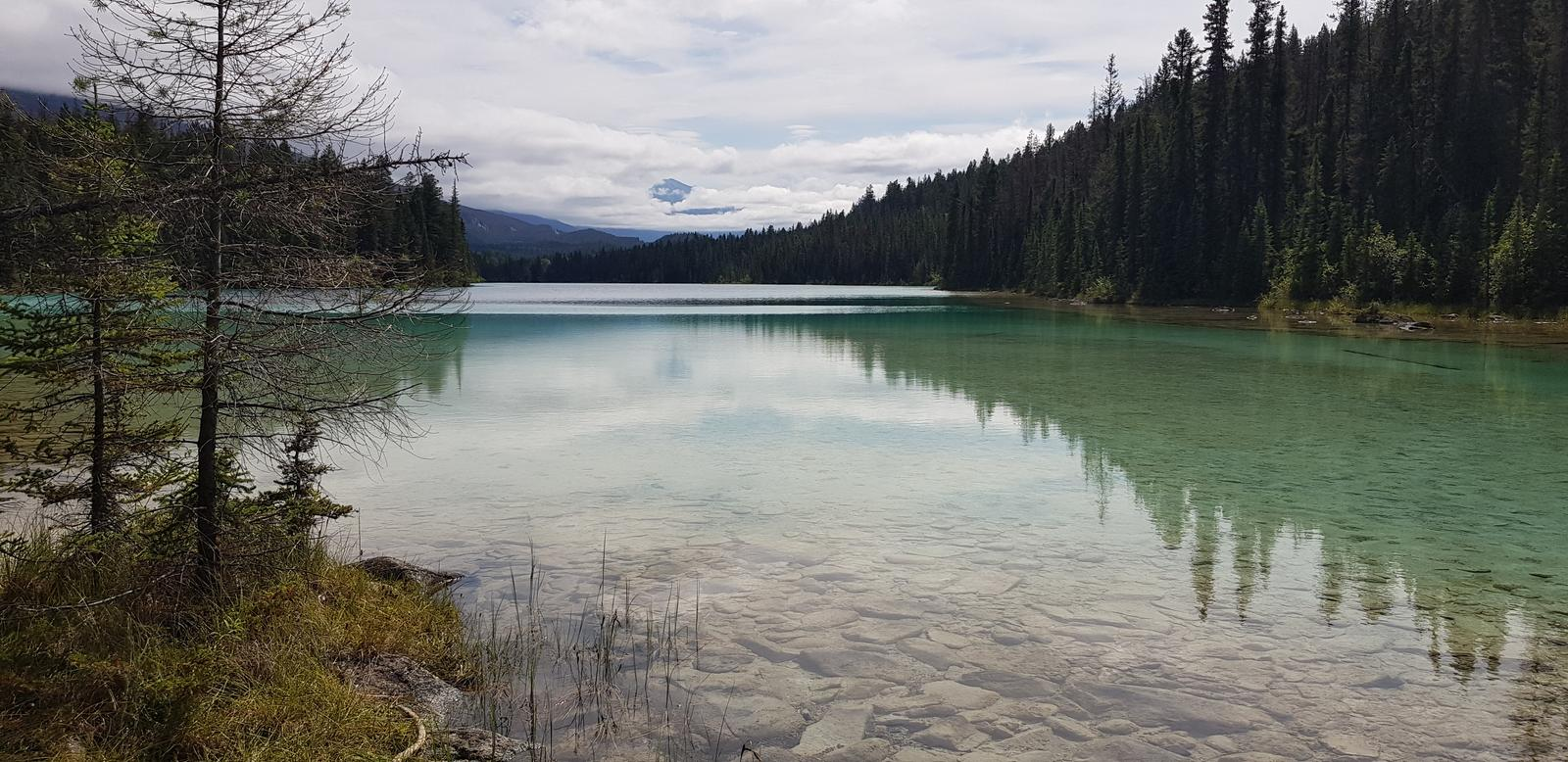 Foto de Valley of the 5 lakes trail