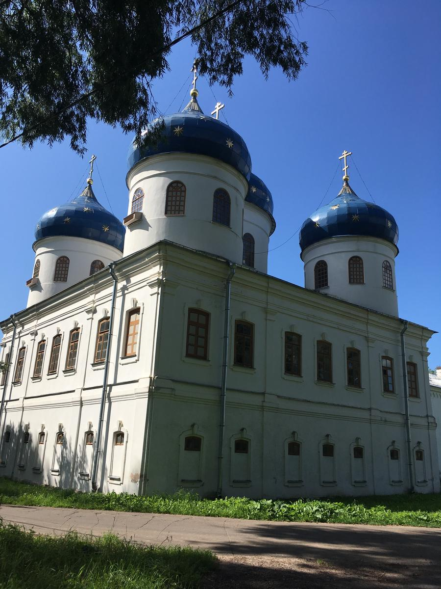 Photo of The St. George's (Yuriev) Monastery