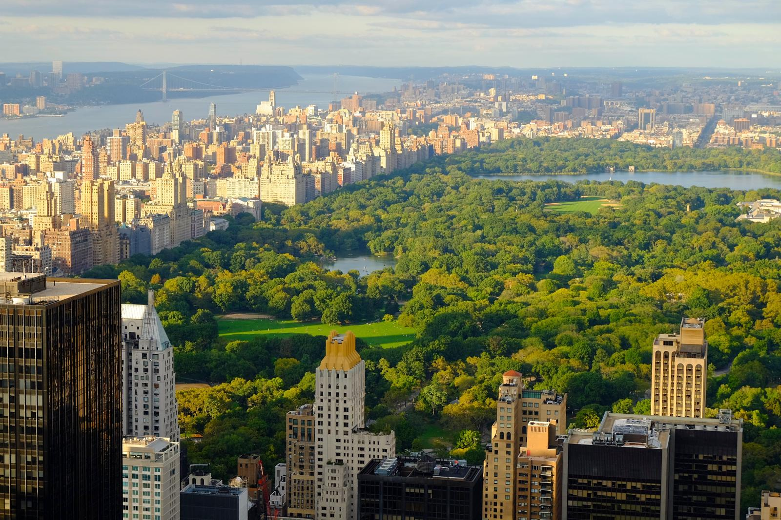 Photo of Central Park, New York: Strawberry Fields, Bethesda Walk and The Ramble