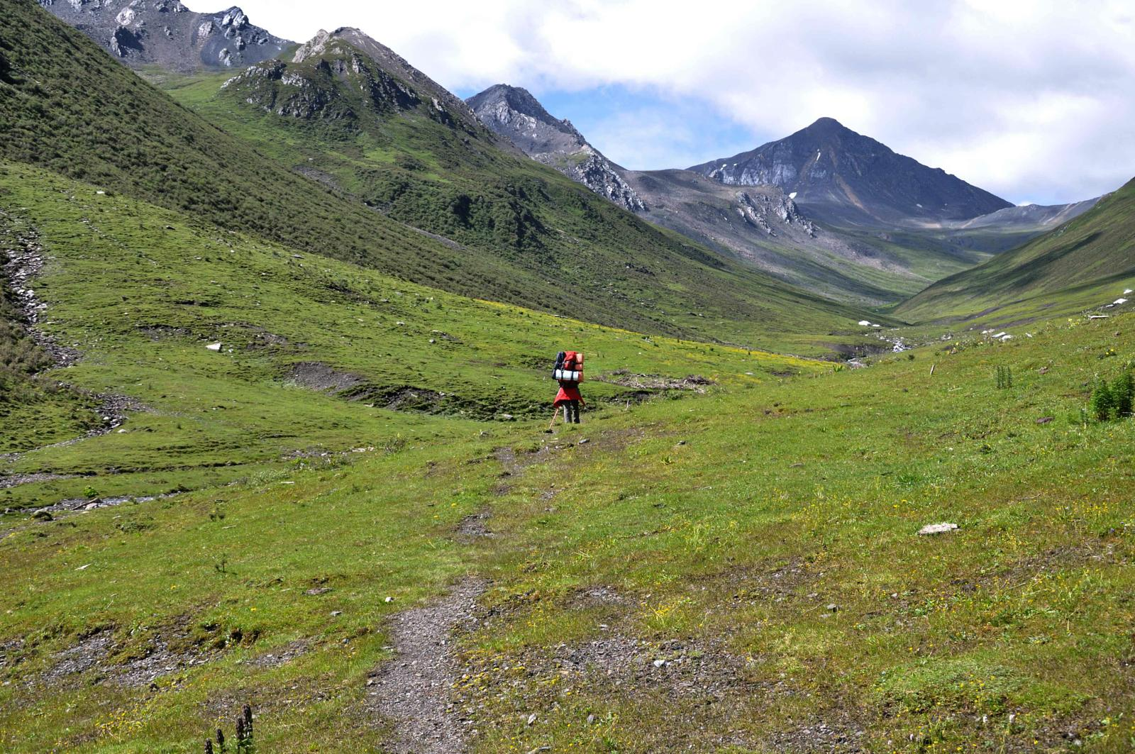 的照片 Kawaluori moutain crossing trail(卡瓦洛日神山穿越)