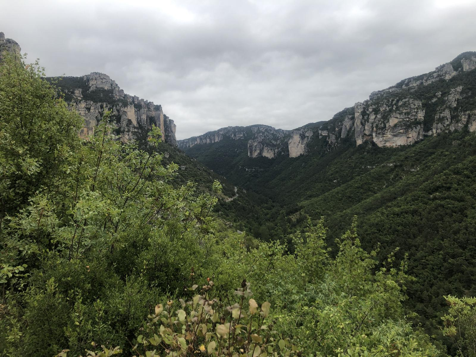 Photo of Rochers du Capluc casagne sentier des corniches Tarm