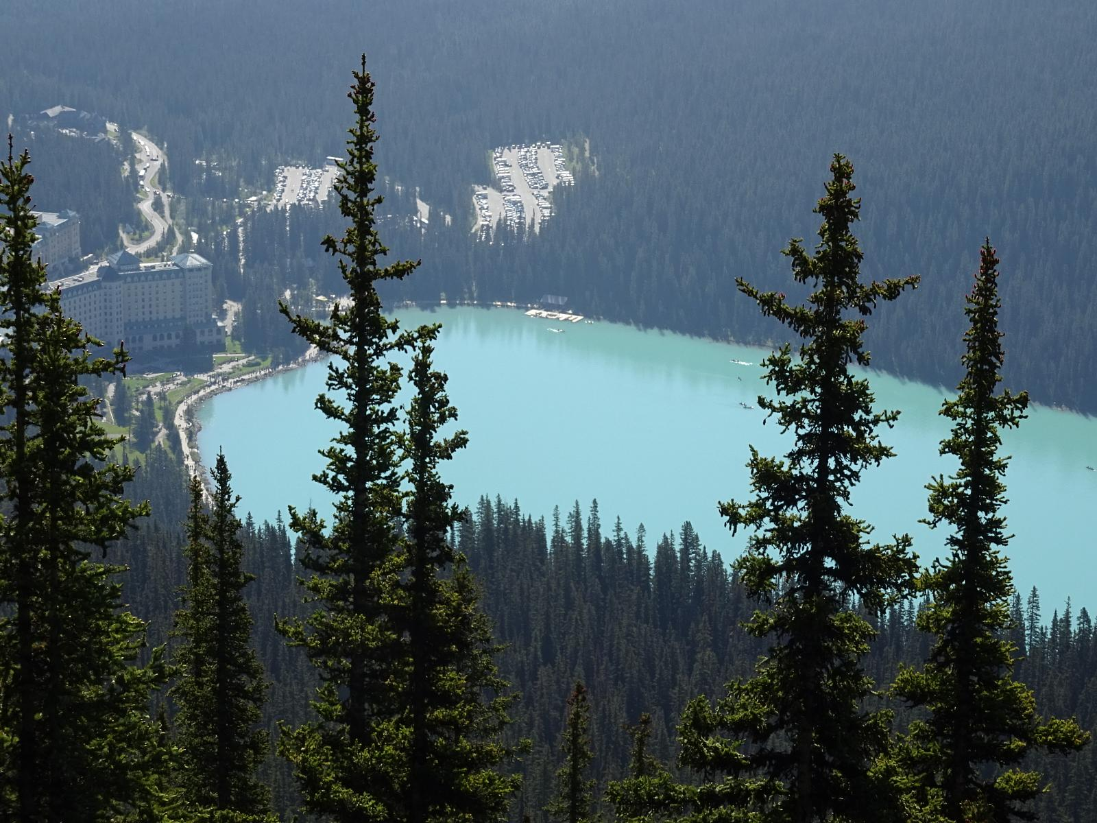 Слика од Lake Louise Area (Ab)
