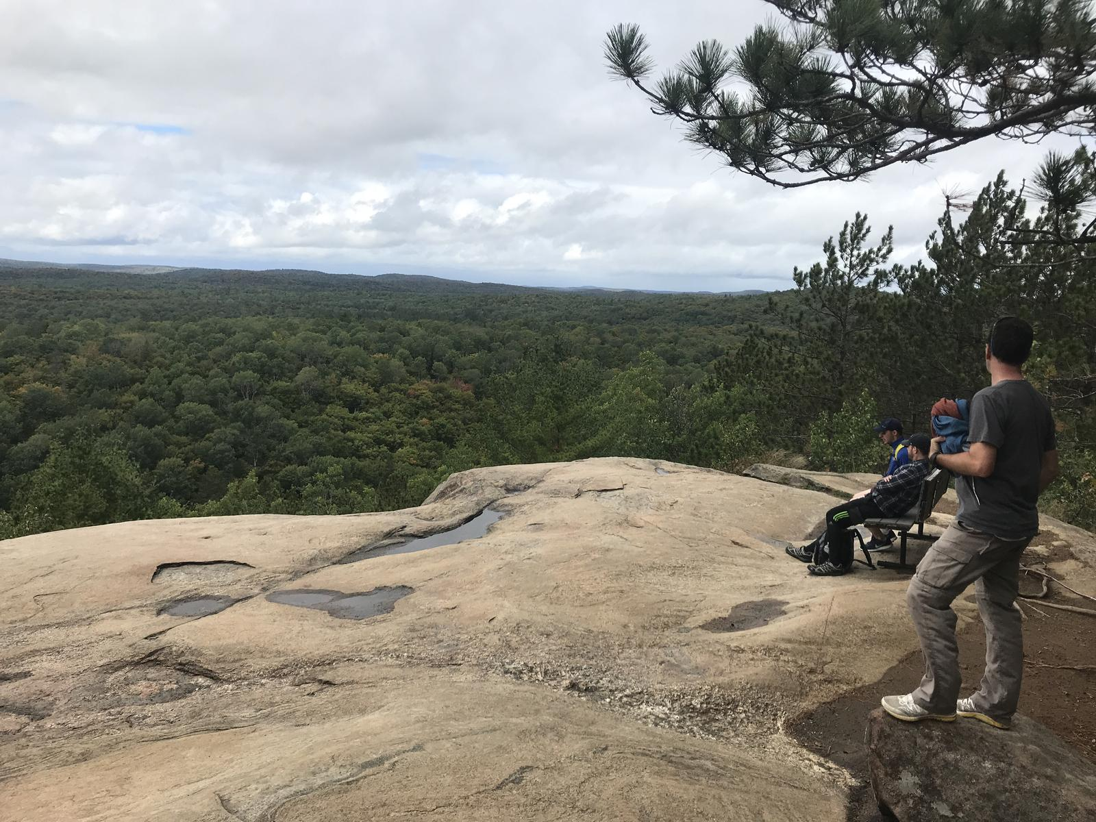 Photo of Look out trail view point