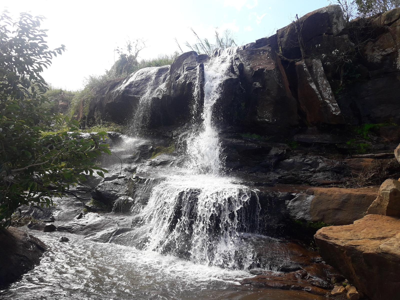 Photo de Triunfo - Cachoeira do pinga.