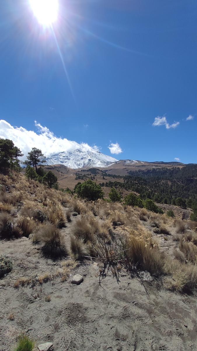 Photo de El pico de Orizaba