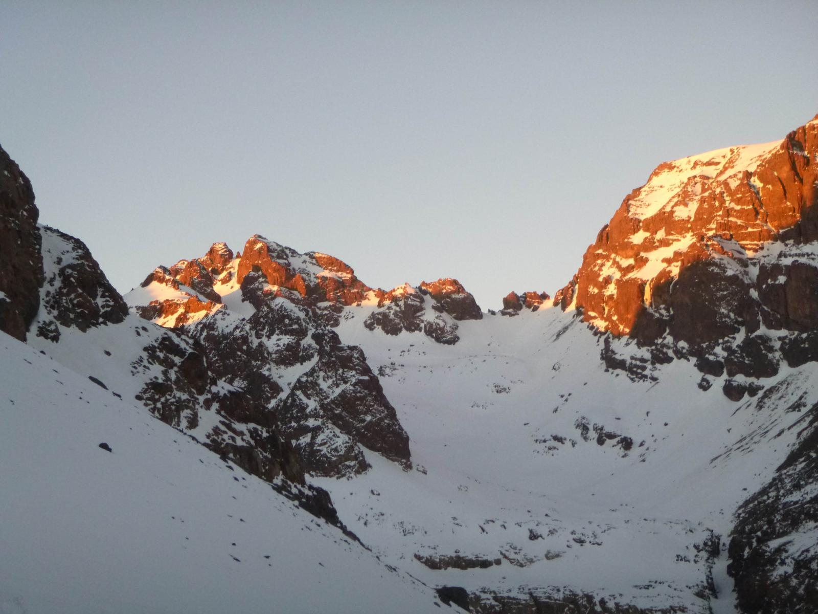 Foto de ATLAS INVERNAL: JBEL TOUBKAL (4167m) POR VIA NORMAL