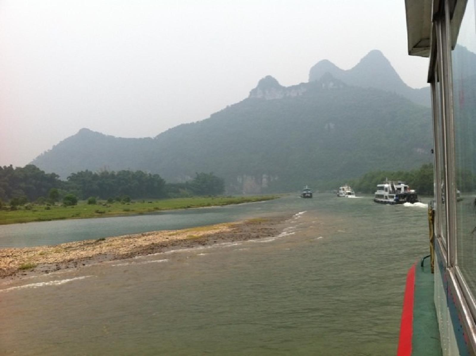 Photo de China: Guilin to Yangshou river cruise