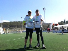 Nordic Walking  Salud