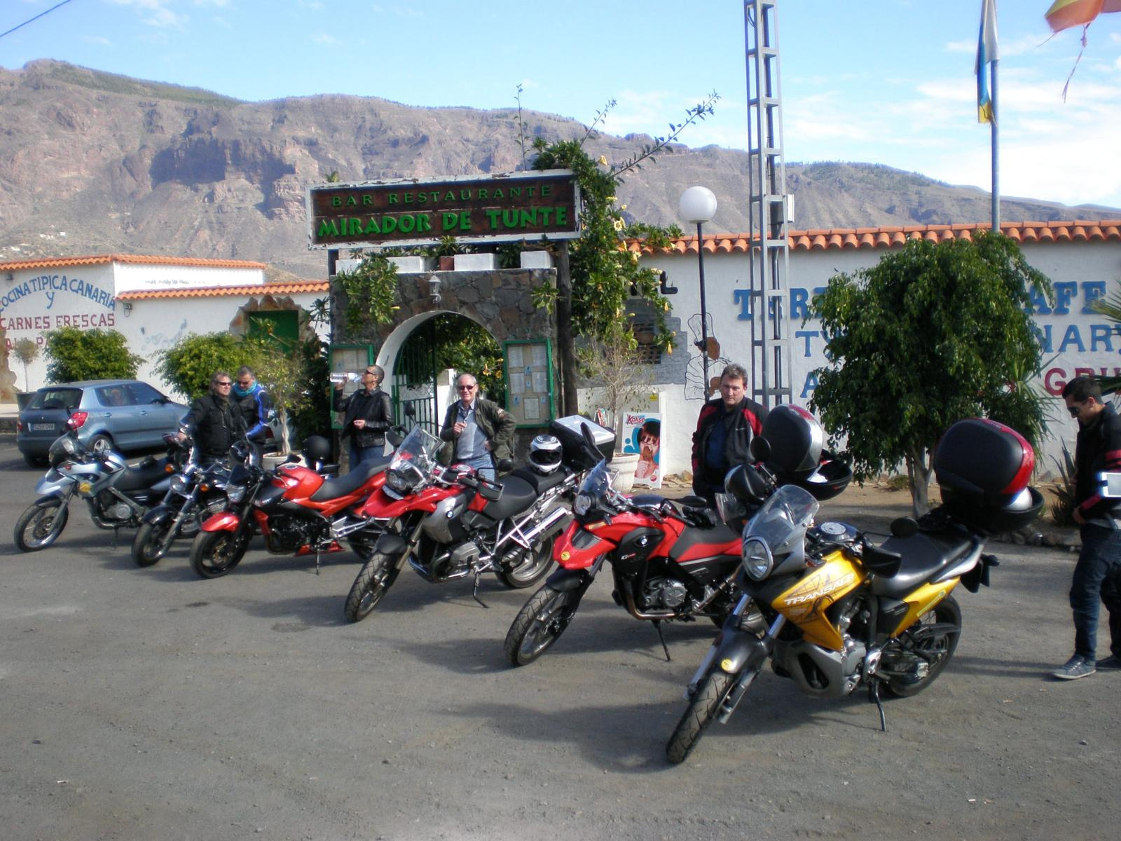 Foto de Maspalomas - Ayacata - Moto and bike